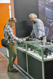 CEE 2016 exhibition of electronics in Kiev, Ukraine. Royalty Free Stock Image