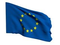 Cee flag Stock Photo