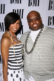 Cee-Lo,Elise Neal Royalty Free Stock Photos