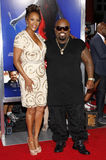 Cee Lo Green and Viveca A. Fox Stock Image