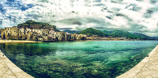 Cefalù Stock Images