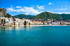 Cefalù, Palermo - Sicily Stock Photography