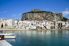 Cefalù, Palermo - Sicily Royalty Free Stock Photography