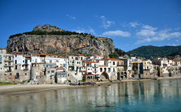 Cefalù, Palermo - Sicily Royalty Free Stock Image