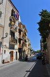 Cefalù in Sicily Royalty Free Stock Photography