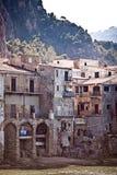 cefalu удя старый городок Стоковое Изображение RF
