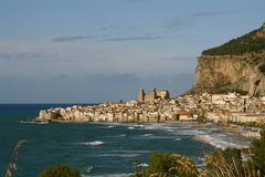 CEFALU' Stock Photo