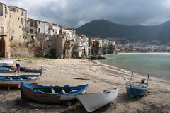 Cefalu Royalty Free Stock Photo