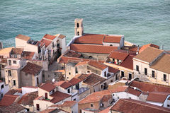 Cefalu Stock Photo