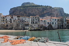 Cefalu Royalty Free Stock Images