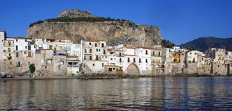 Cefalu' Stock Photography