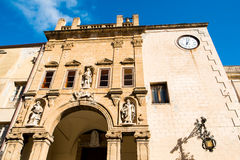 Cefalu church Royalty Free Stock Photography