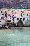 Cefalu city Royalty Free Stock Image
