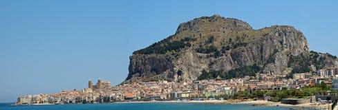Cefalu (Italia) Fotografie Stock