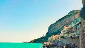 Cefalu, Sicilia Lizenzfreies Stockbild