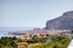 Cefalu, Sicilia, Italy Stock Photos