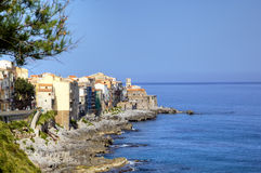 Cefalu, Sicilia, Italy Stock Photo