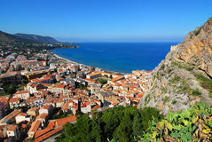 Cefalu / Sicily Stock Photo