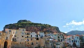 Cefalu, Sicily Stock Photos