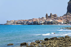 Cefalu, Sicily Stock Image