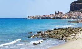 Cefalu, Sicily Royalty Free Stock Photo