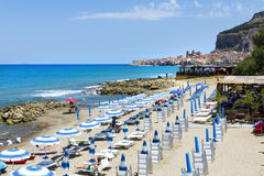 Cefalu, Sicily Royalty Free Stock Photography
