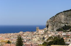 Cefalu, Sicily, Italy Royalty Free Stock Photography