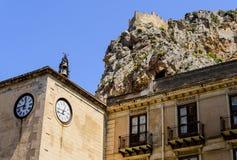 Cefalu, Sicily, Italy royalty free stock photography