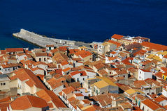 Cefalu, Sicily Stock Images