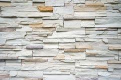 Cegły ściana Obrazy Royalty Free