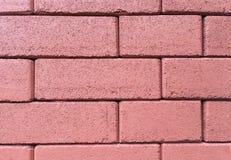 Cegły blokowa tekstura ściana, drabina, podłoga Fotografia Stock
