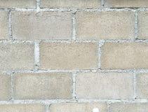Cegły blokowa tekstura ściana, drabina, podłoga Zdjęcie Stock
