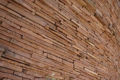 cegły brąz Obrazy Stock