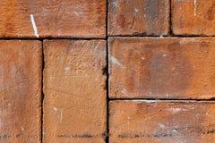cegły ceglane ściany tekstury wielu stara Obraz Royalty Free