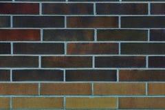 Cegły deseniowy tło Fotografia Royalty Free