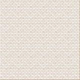 cegły izolują biel Obrazy Royalty Free