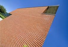 cegły nowożytny domowy Obrazy Stock