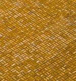 cegły podłoga wzór Obrazy Royalty Free
