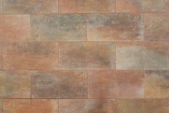 cegły różna niuansów tekstury płytka Obrazy Royalty Free