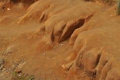 Cegły skała Obrazy Royalty Free