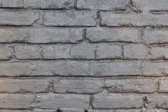cegły tła blisko się Obrazy Royalty Free