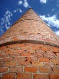 cegły wieży fotografia stock