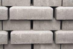 cegła beton Obraz Royalty Free