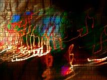 cegły artystycznych Zdjęcia Royalty Free