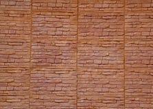 Cegły blokowa tekstura Zdjęcia Royalty Free
