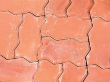 Cegły blokowa tekstura Obraz Stock