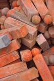cegły czerwone Obrazy Stock