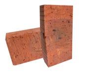 cegły czerwone fotografia stock