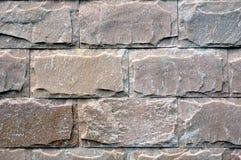 cegieł marmuru ściana Zdjęcia Stock