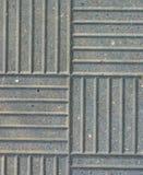 cegiełki betonowa brukowa tekstura Obrazy Royalty Free